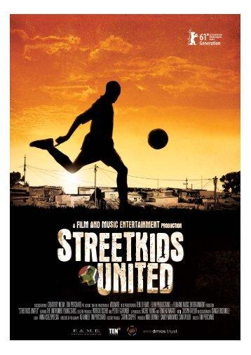streetkids united press kit