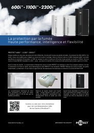 Download the technical fact sheet for PROTECT 600