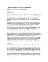 Illgotten gains; abuse of assetforfeiture statutes - Richard Miniter