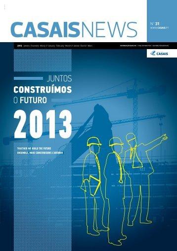 1 together we build the future ensemble, nous construisons ... - Casais