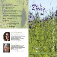 Folder Maedchen Walk Away - Claudia Schachinger