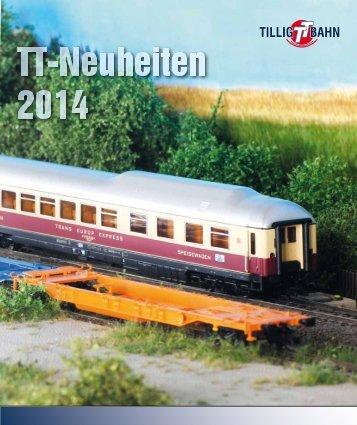 TT-Neuheiten 2014