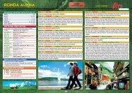Ronda Alpina - 24 días - Giganet