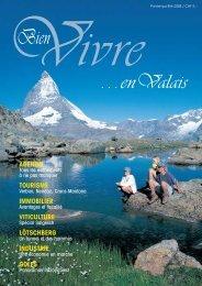 Télécharger l - Bien vivre en Valais