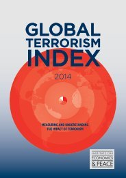 Global Terrorism Index Report 2014