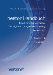 Emulation - nestor
