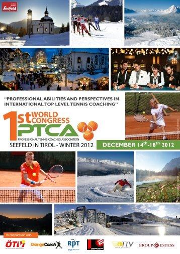 DECEMBER 14 -18 2012 - Gotennis