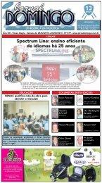 SENAC qualifica mão-de-obra para atender o ... - Jornal Domingo