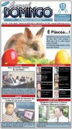1 É Páscoa...! - Jornal Domingo