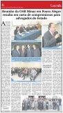 1 Pouso Alegre é sede de reuniões da OAB/MG - Jornal Domingo - Page 6