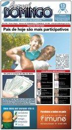 1 Pais de hoje são mais participativos - Jornal Domingo