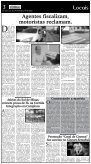 1 Agentes fiscalizam, motoristas reclamam. - Jornal Domingo - Page 3