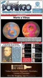 1 Marte e Vênus - Jornal Domingo