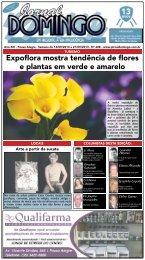 Expoflora mostra tendência de flores e plantas em ... - Jornal Domingo