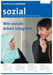 Wie soziale Arbeit integriert - Fachdienst Jugend, Bildung, Migration