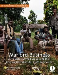 Warlord Business 061615