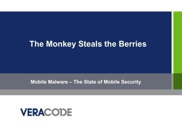 Mobile Spyware