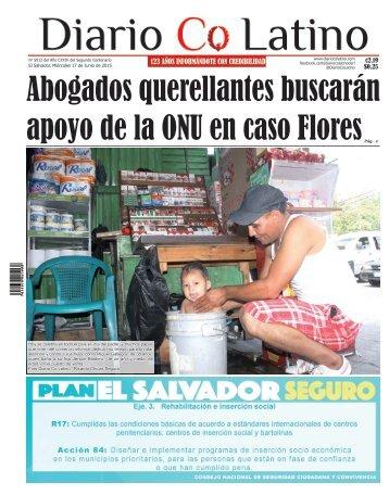 Edicion 17 de Junio de 2015