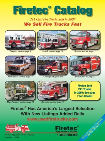 Firetec® Has America's Largest Selection With New Listings Added ...