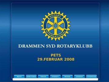 PETS 29.FEBRUAR 2008