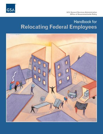 Handbook for Relocating Federal Employees - GSA