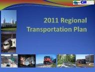 2011 Regional Transportation Plan - Central Massachusetts ...