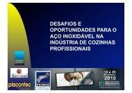 desafios e oportunidades para o aço inoxidável na indústria de ...