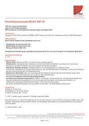 Feuchtwasserzusatz BLAU 3301 Zi