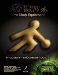 Jayawk Pro Sop Catalog 2011-2012.indd - Jayhawk Bowling Supply
