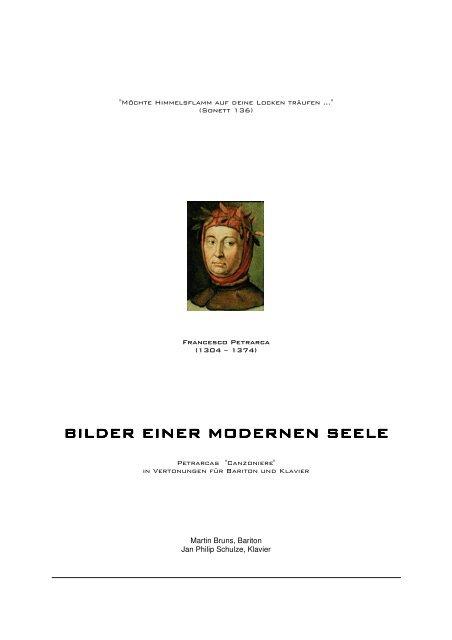 bilder einer moderne bilder einer modernen seele - Martin Bruns