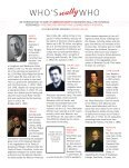 WHO'S WHO - California Shakespeare Theater - Page 2