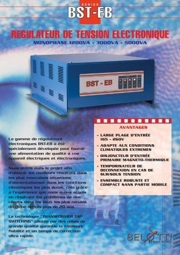 Electronique BST-EB