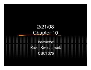 2-21-08 Presentation