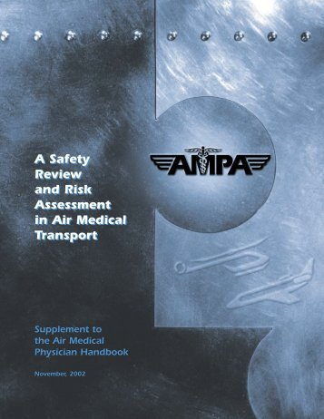 AMPA Safety Report - IHST