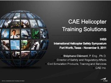 Training Solutions - IHST