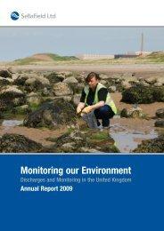 2009 - Sellafield Ltd