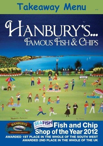 Hanburys-Takeaway-Menu