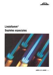 LINDOFLAMM® Sopletes especiales - Abelló Linde