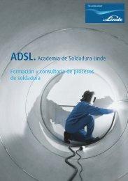 ADSL.Academia de Soldadura Linde Formación y ... - Abelló Linde