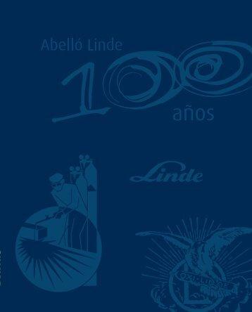 Libro del Centenario de Abelló Linde
