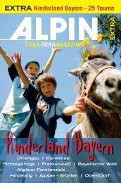 Kinderland Bayern – 25 Touren - Alpin.de