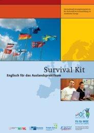 Survival Kit - Fit für Europa