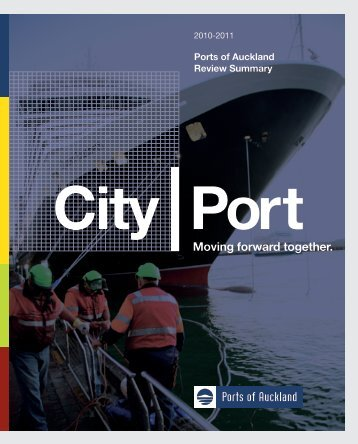 Port City - Ports of Auckland