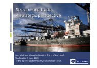 Download presentation in PDF - Ports of Auckland