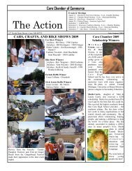Newsletter - July-August 2009.pub (Read-Only) - Caro Chamber of ...
