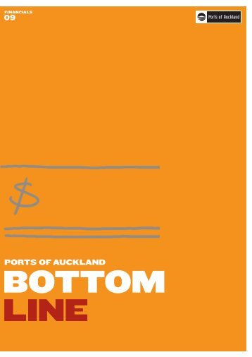 Download Financial Statements - Ports of Auckland