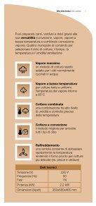 Presentazione Forno Mini Combi Professional - Pratmar Milano - Page 3