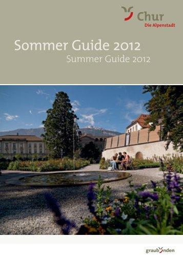 Brambrüesch - Chur Tourismus