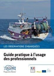 Guide pratique à l'usage des professionnels - OBSMER (2009)