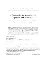 A Constant-Factor Approximation Algorithm for Co-clustering